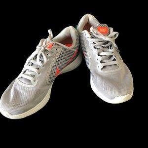 Nike Revolution 3 Sneakers. Size 7.5